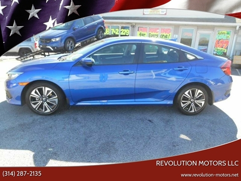2017 Honda Civic for sale in Wentzville, MO