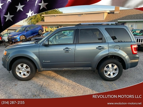 2010 Ford Escape Hybrid for sale in Wentzville, MO