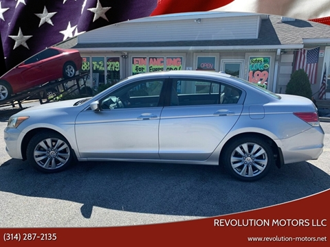 2011 Honda Accord for sale in Wentzville, MO