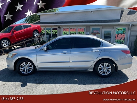 2008 Honda Accord for sale in Wentzville, MO
