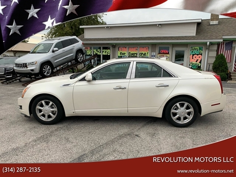 2009 Cadillac CTS for sale in Wentzville, MO