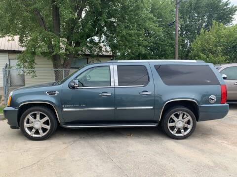 2008 Cadillac Escalade ESV for sale at Revolution Motors LLC in Wentzville MO