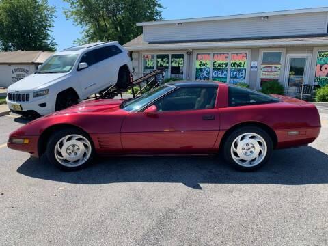 1994 Chevrolet Corvette for sale at Revolution Motors LLC in Wentzville MO
