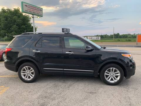 2014 Ford Explorer for sale at Revolution Motors LLC in Wentzville MO