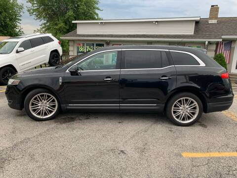 2013 Lincoln MKT for sale at Revolution Motors LLC in Wentzville MO