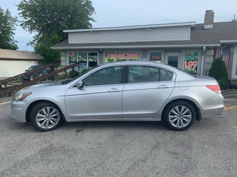 2011 Honda Accord for sale at Revolution Motors LLC in Wentzville MO