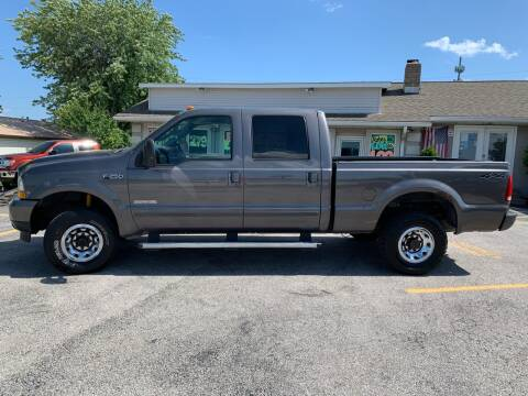 2004 Ford F-250 Super Duty for sale at Revolution Motors LLC in Wentzville MO