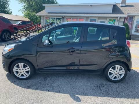 2014 Chevrolet Spark for sale at Revolution Motors LLC in Wentzville MO