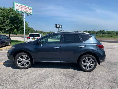 2011 Nissan Murano for sale at Revolution Motors LLC in Wentzville MO