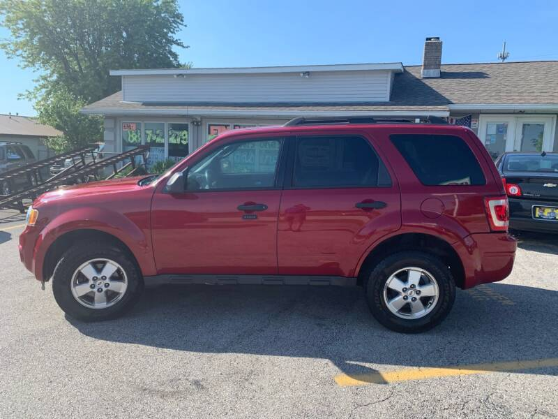 2011 Ford Escape for sale at Revolution Motors LLC in Wentzville MO