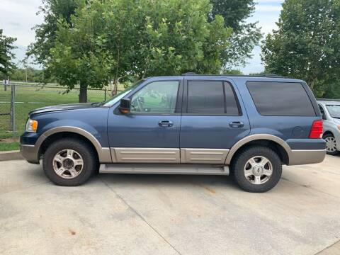 2003 Ford Expedition for sale at Revolution Motors LLC in Wentzville MO