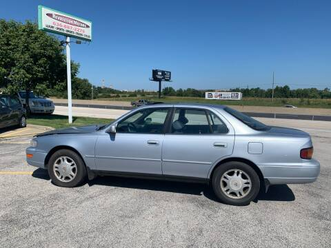 1994 Toyota Camry for sale at Revolution Motors LLC in Wentzville MO