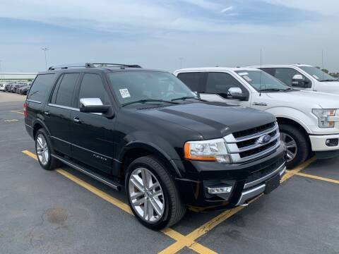 2016 Ford Expedition for sale at Revolution Motors LLC in Wentzville MO