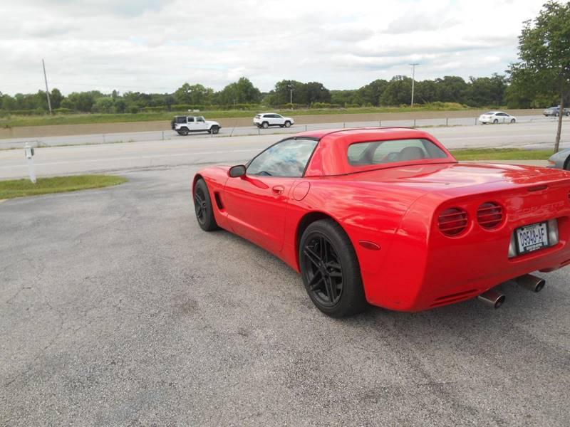 2000 Chevrolet Corvette for sale at Revolution Motors LLC in Wentzville MO