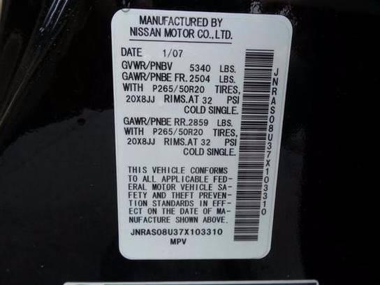 2007 Infiniti FX35 for sale at Revolution Motors LLC in Wentzville MO