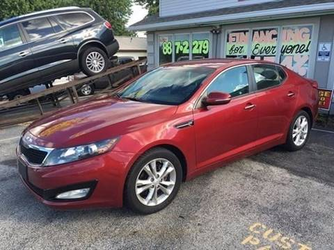 2013 Kia Optima for sale in Wentzville, MO