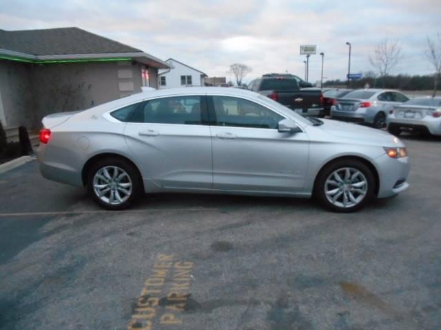 2016 Chevrolet Impala for sale at Revolution Motors LLC in Wentzville MO