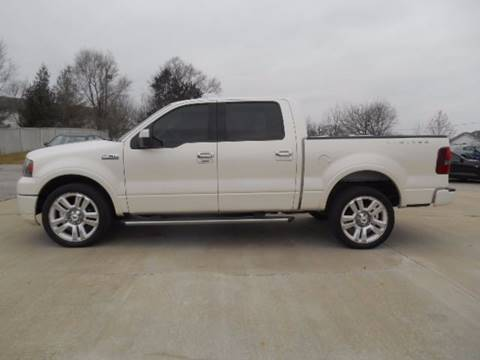 2008 Ford F-150 for sale at Revolution Motors LLC in Wentzville MO