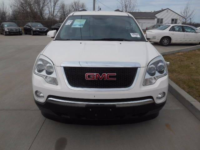 2009 GMC Acadia for sale at Revolution Motors LLC in Wentzville MO