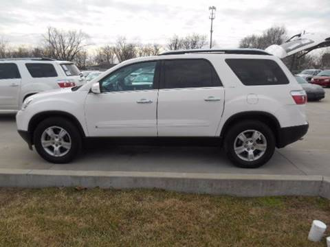 2009 GMC Acadia for sale at Revolution Motors LLC in Wentzville MO