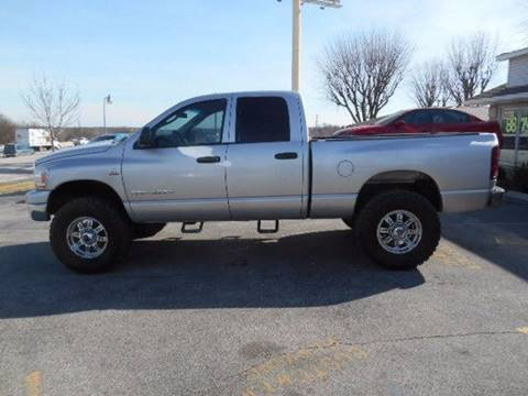 2006 Dodge Ram Pickup 2500 for sale at Revolution Motors LLC in Wentzville MO