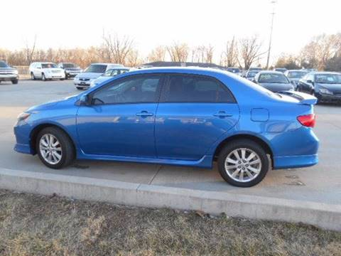 2010 Toyota Corolla for sale at Revolution Motors LLC in Wentzville MO