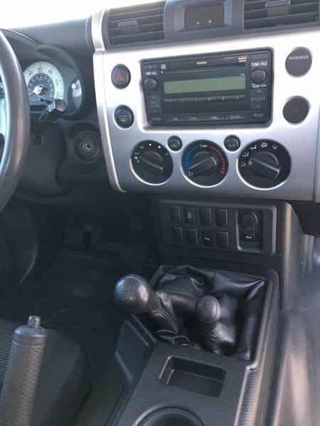 2008 Toyota FJ Cruiser for sale at Revolution Motors LLC in Wentzville MO