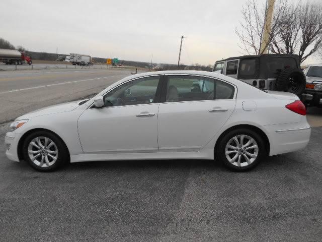 2013 Hyundai Genesis for sale at Revolution Motors LLC in Wentzville MO