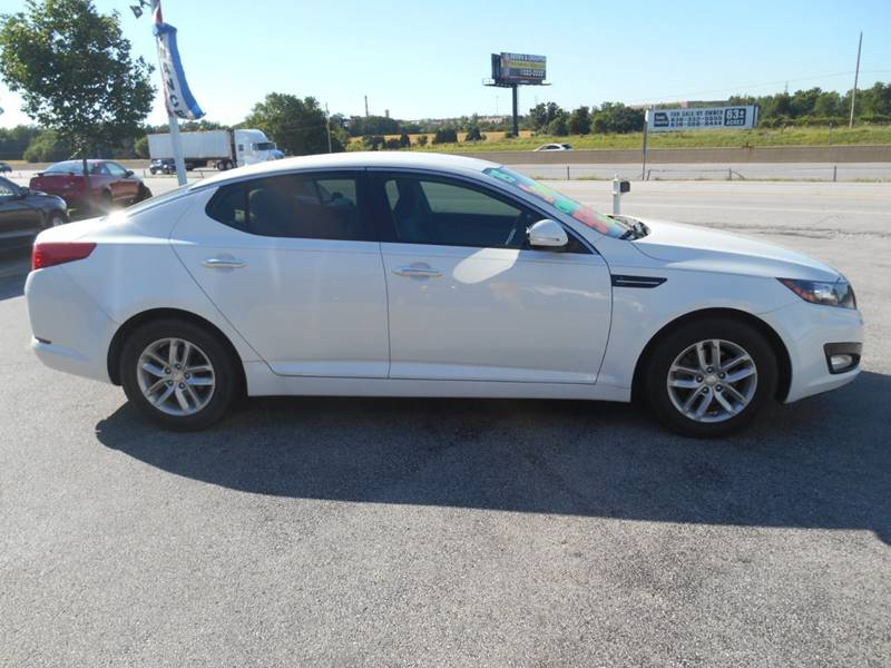 2013 Kia Optima for sale at Revolution Motors LLC in Wentzville MO