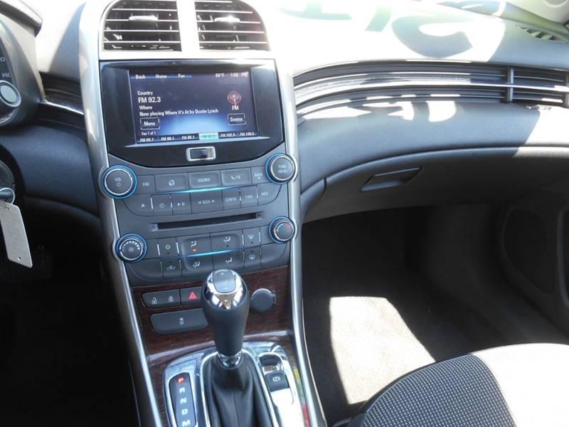 2013 Chevrolet Malibu for sale at Revolution Motors LLC in Wentzville MO