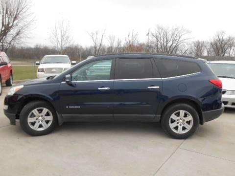 2009 Chevrolet Traverse for sale at Revolution Motors LLC in Wentzville MO