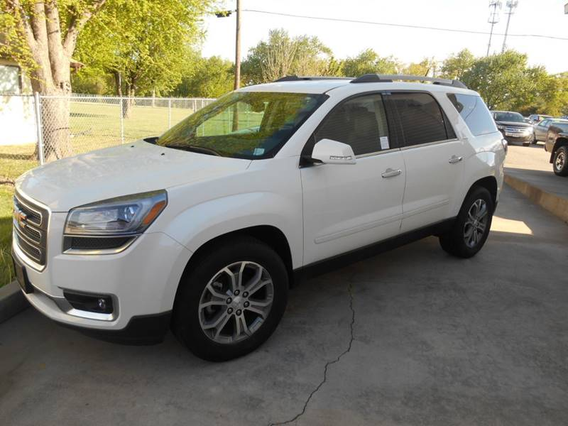 2015 GMC Acadia for sale at Revolution Motors LLC in Wentzville MO