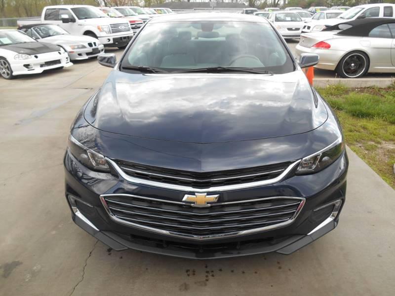 2016 Chevrolet Malibu for sale at Revolution Motors LLC in Wentzville MO