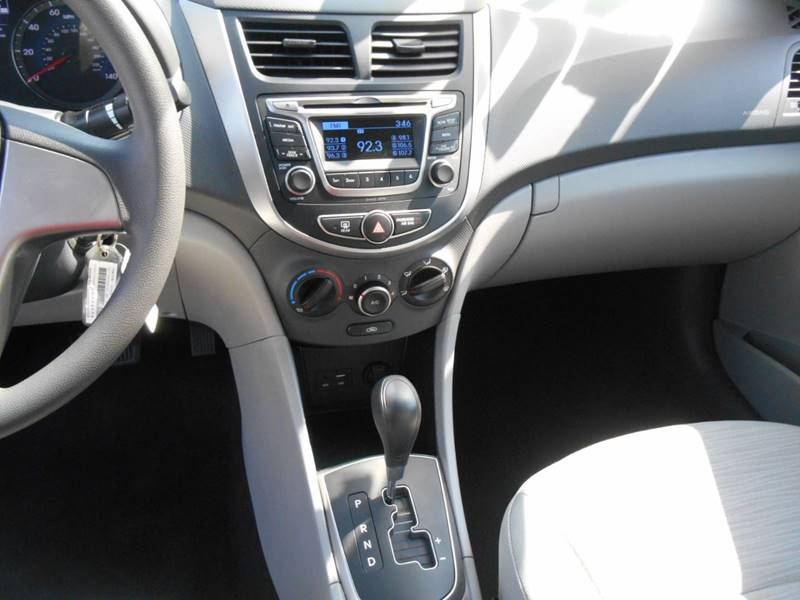 2017 Hyundai Accent for sale at Revolution Motors LLC in Wentzville MO