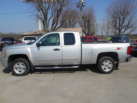 2010 Chevrolet Silverado 1500 for sale at Revolution Motors LLC in Wentzville MO