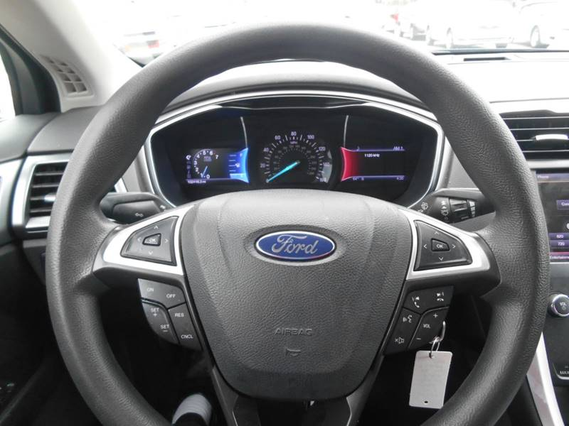 2013 Ford Fusion for sale at Revolution Motors LLC in Wentzville MO