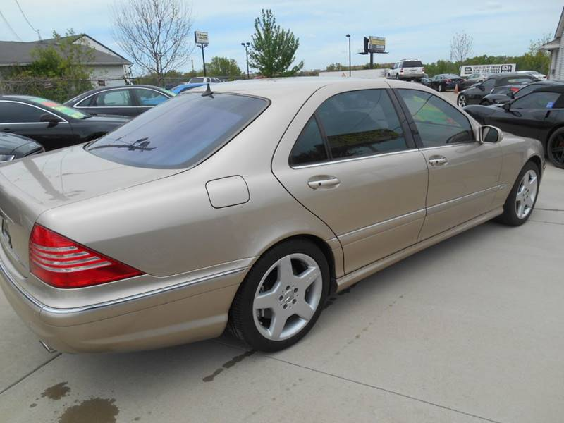 2003 Mercedes-Benz S-Class for sale at Revolution Motors LLC in Wentzville MO