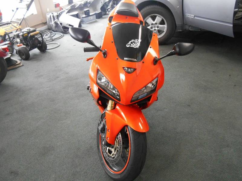 2006 Honda CBR600RR for sale at Revolution Motors LLC in Wentzville MO