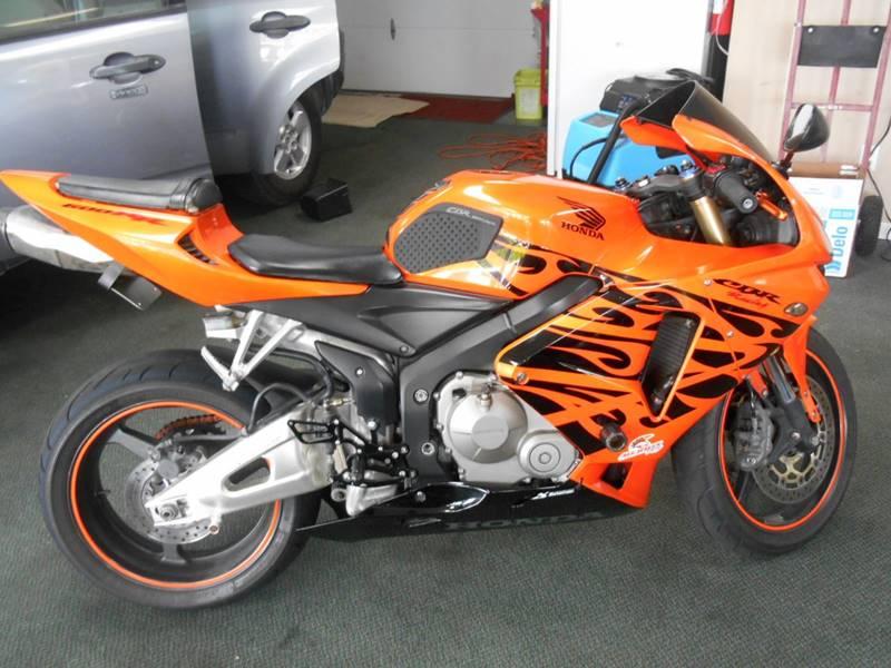 2006 Honda CBR600RR In Wentzville MO - Revolution Motors LLC