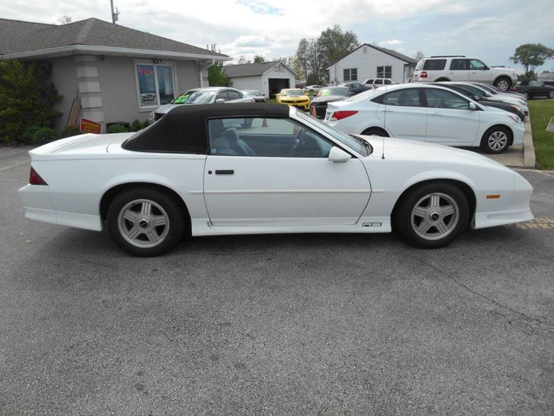 1992 Chevrolet Camaro for sale at Revolution Motors LLC in Wentzville MO