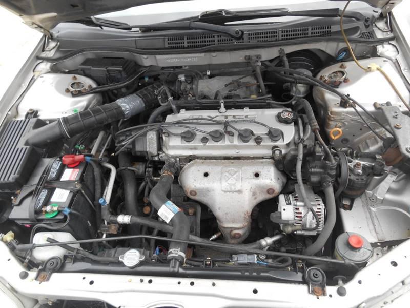 1999 Honda Accord for sale at Revolution Motors LLC in Wentzville MO