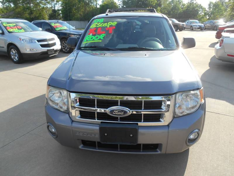 2008 Ford Escape for sale at Revolution Motors LLC in Wentzville MO