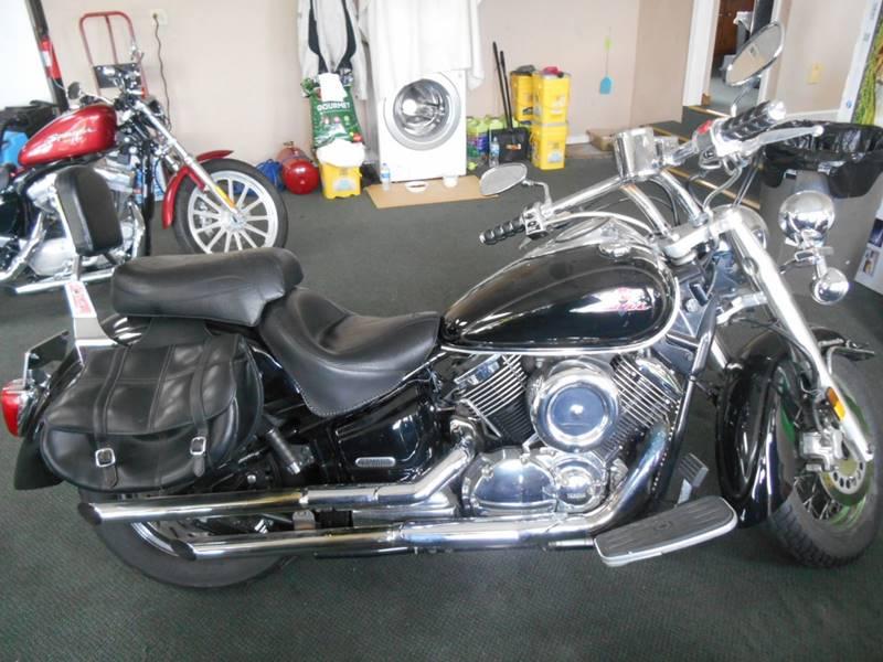 2003 Yamaha V-Star for sale at Revolution Motors LLC in Wentzville MO