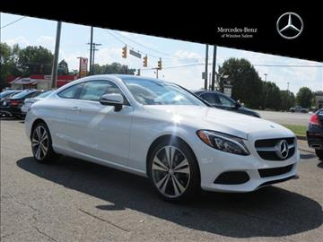 2017 Mercedes-Benz C-Class for sale in Winston Salem, NC