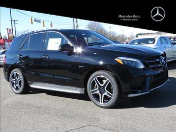 2017 Mercedes-Benz GLE for sale in Winston Salem, NC
