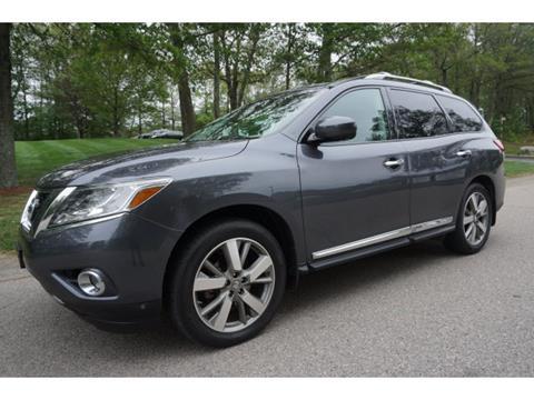 2014 Nissan Pathfinder for sale in Holliston, MA