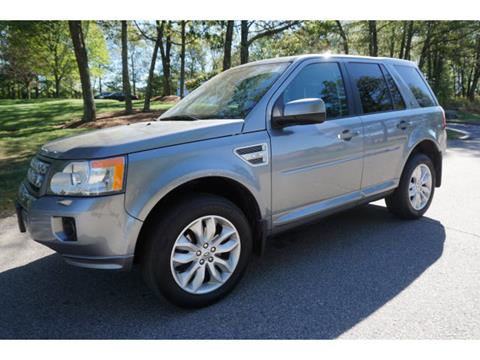 2012 Land Rover LR2 for sale in Holliston, MA