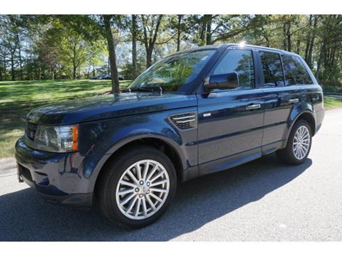 2011 Land Rover Range Rover Sport for sale in Holliston, MA