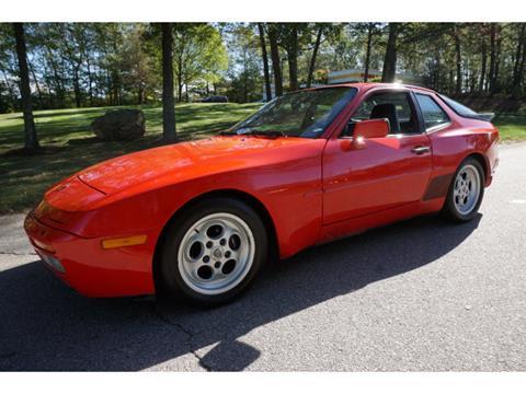 1986 Porsche 944 for sale in Holliston, MA