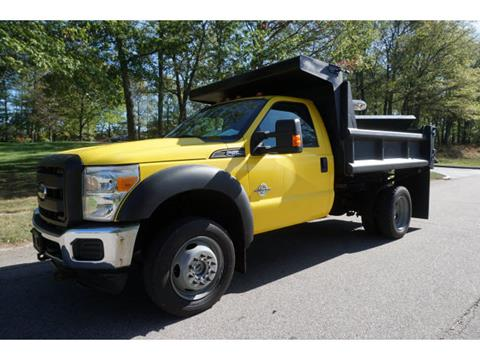 2011 Ford F-550 for sale in Holliston, MA